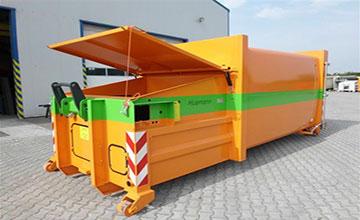 Аппарат для переработки мусора