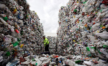 Переработка мусора