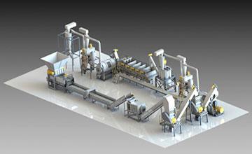 Схема завода вид сверху