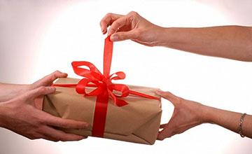 Телефон в подарок