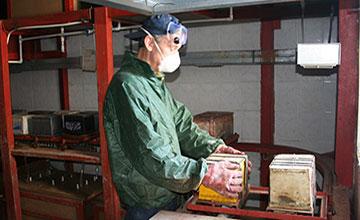 Утилизация аккумуляторов и электролитов