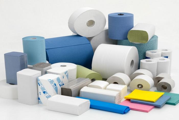 Туалетная бумага и салфетки