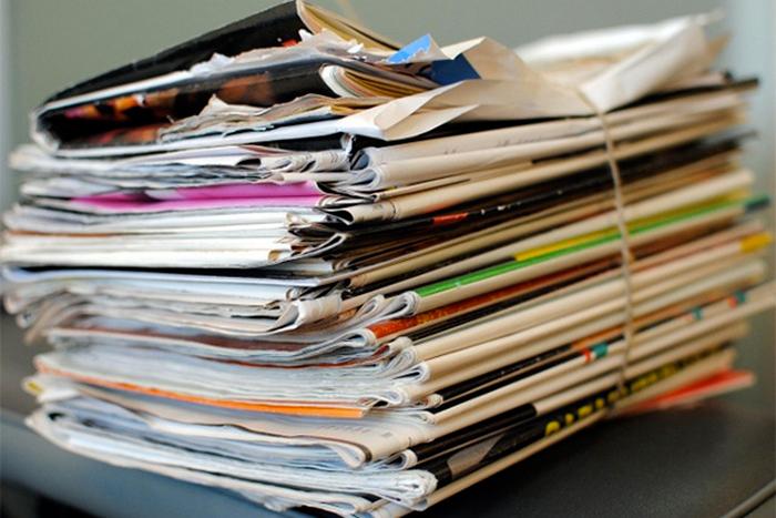 сдать глянцевые журналы