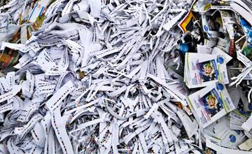 утилизация бухгалтерских документов