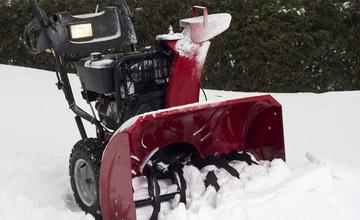 Производительный снегоуборщик