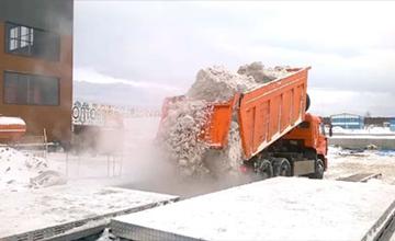 Плавление снега