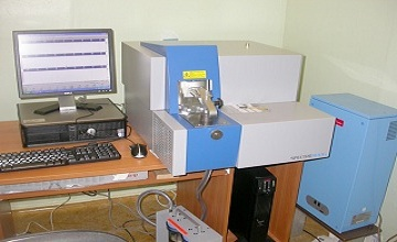 Стационарный спектрометр SPECTROMAX
