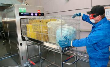 Утилизаторы медицинских отходов прессы-деструкторы, печи и другие виды установок для
